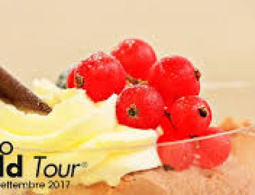 TRANSFER GELATO WORLD TOUR RIMINI / SIGEP
