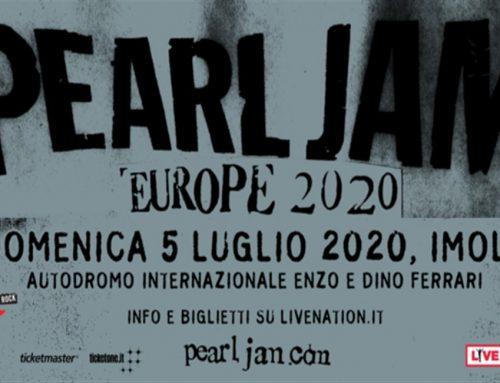 Bus x Concerto Pearl Jam a Imola