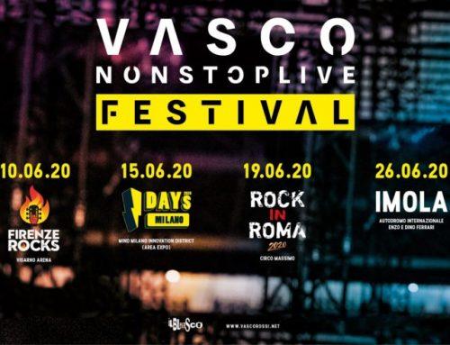 Bus X Concerto Vasco Rossi Imola