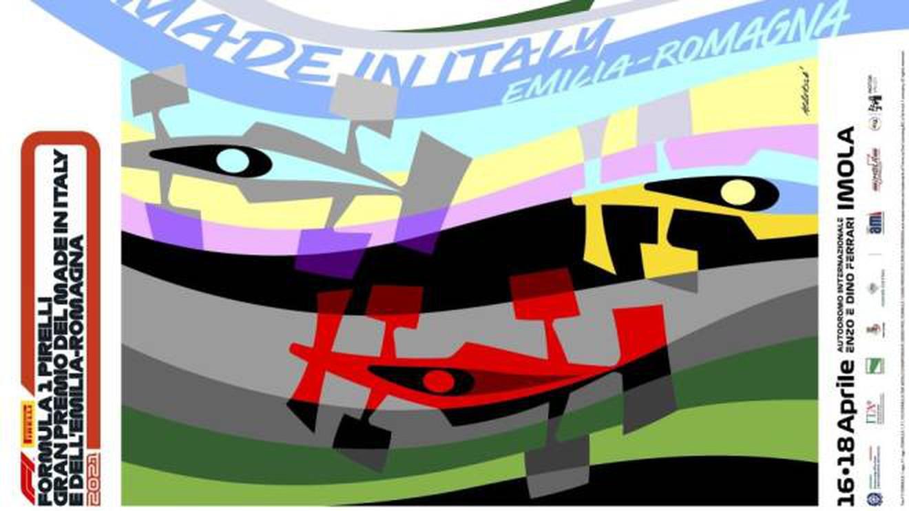 F1 GP Emilia Romagna